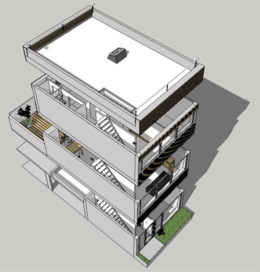 Zelf je huis bouwen maak een 3d model van je eigen for Huis maken 3d