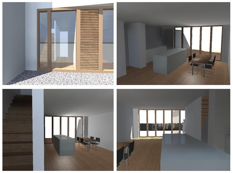 Zelf je huis bouwen ontwerpproces van zelfbouw woning for 3d tekenprogramma