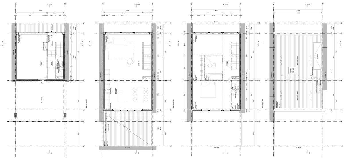 Zelf je huis bouwen definitief ontwerp maken maquette for Plattegrond van je huis maken