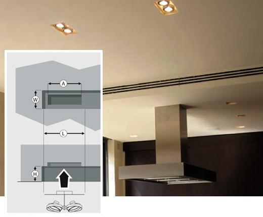 Inbouwspots Keuken Plafond : Inbouwspots Keuken Plafond : Zelf je huis bouwen vouwdeur, dakluik
