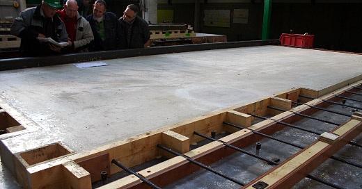 Zelf je huis bouwen - ruwbouw van prefab beton elementen