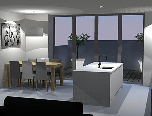 Google sketchup huis tekenen for 3d ruimte ontwerpen