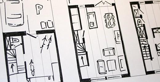 Zelf je huis bouwen - programma van eisen voor ontwerpen van droomhuis