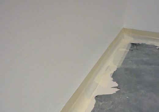 Zelf je huis bouwen waterdichte componenten pu coating in badkamer