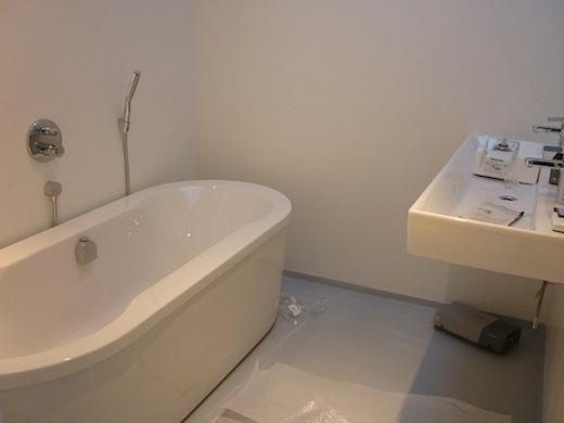 Waterdichte Coating Badkamer : Zelf je huis bouwen waterdichte componenten pu coating in badkamer