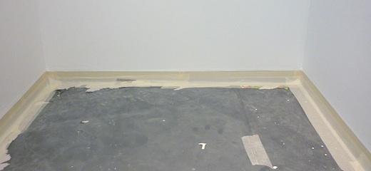 Tegelverf Badkamervloer ~ Zelf je huis bouwen waterdichte 2 componenten pu coating in badkamer